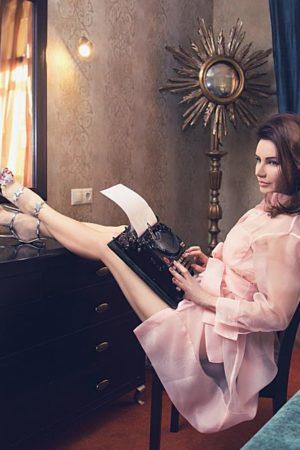 Лора Резникова про шампанское