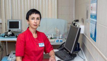 Кириченко Ирина Михайловна