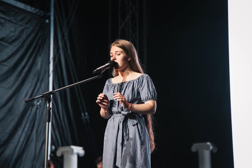 В учебном театре ГИТИСа выберут трех лучших чтецов Москвы на конкурсе «Живая классика»