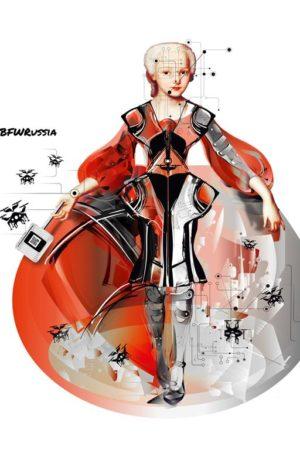Весна приходит вместе с новым сезоном Mercedes-Benz Fashion Week Russia в Москве