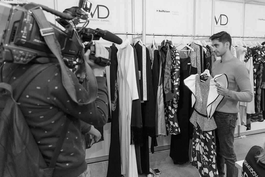 Неделя моды в Москве откроется Гала-показом