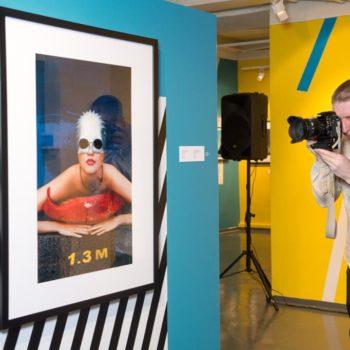 В Москве открылась выставка одного из самых известных фотографов Франции Жана-Даниэля Лорье