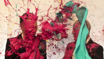 Экстремальный красочный клип от группы «Давинчи»