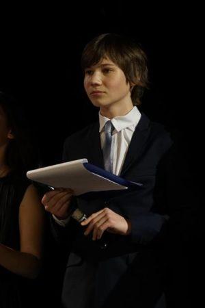 Финал литературного конкурса «Живая классика» состоялся в учебном театре ГИТИСа в эти выходные