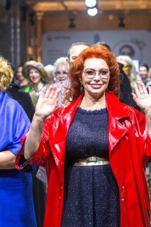 15 000 человек посетили фестиваль «Стильный возраст», посвященный моде и красоте в старшем возрасте