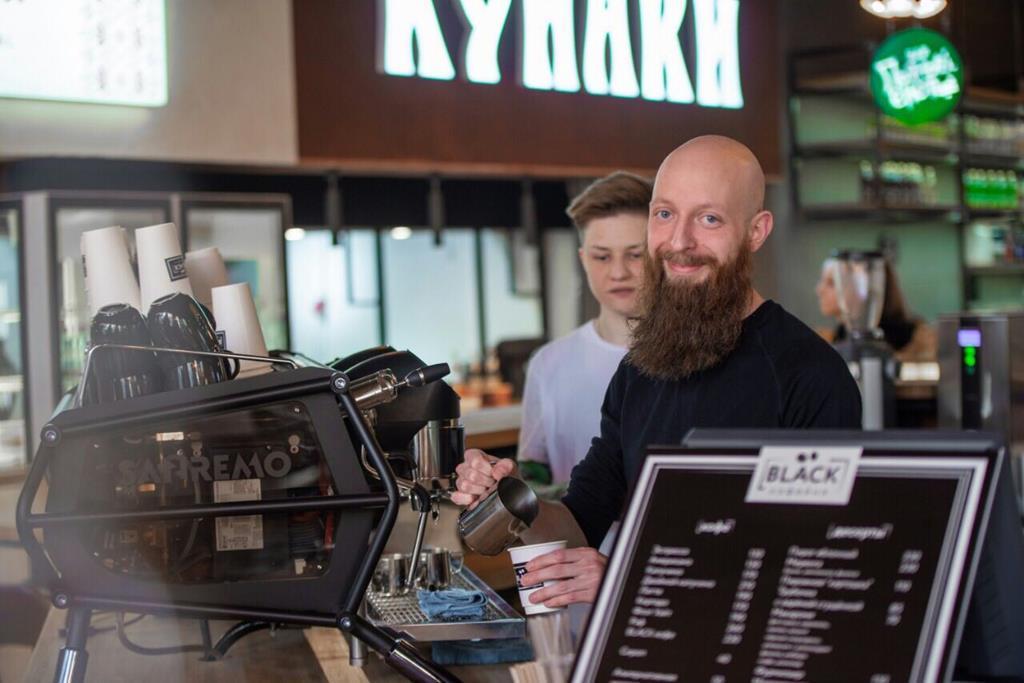 Второй Eat Market открылся в Москве