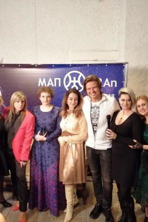 Состоялось вручение первой в мире астрологической премии URAn