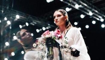 Показ Дома Моды «Svetlana Evstigneeva» осень-зима 2019/20 на MBFW Russia