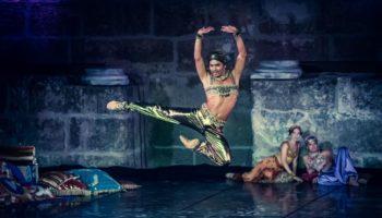 Нижинский. Бог танца в Кремле Bakhtiyar Adamzhan