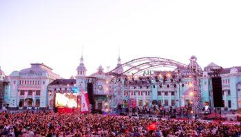 Лучшие события мая в Москве