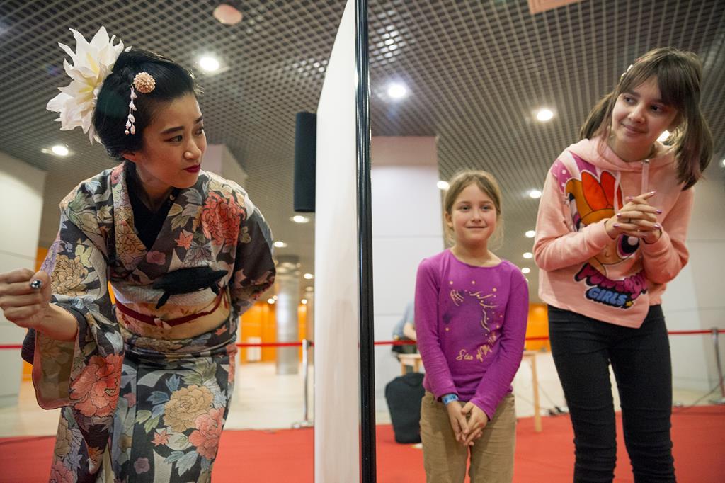 8-й фестиваль японской культуры Hinode Power Japan побил рекорд посещаемости