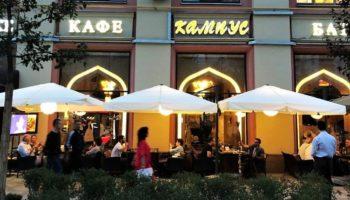 Открытие летней веранды в кафе-баре «Кампус»