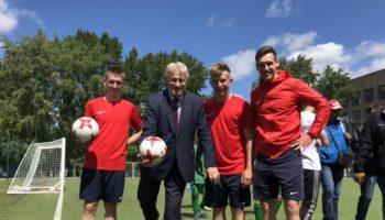 В преддверии Дня защиты детей в Москве пройдет инклюзивный спортивный праздник