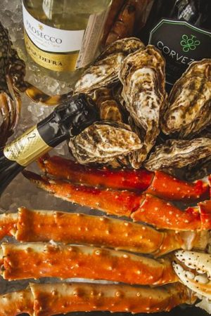 Prscco Bar: больше моря