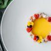 il FORNO тартар из магаданских креветок с цитрусовым соусом