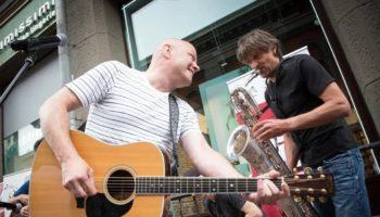 Группа «Несчастный случай» открыла старт масштабной благотворительной акции «Бременские музыканты»
