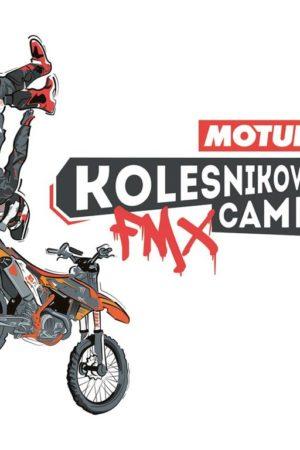 Стартовал набор участников в лагерь мотофристайла Motul Kolesnikov FMX Camp