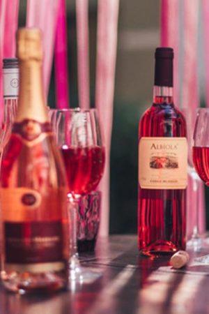 """Сеть винотек """"Простые вещи"""" — Жизнь в самом розовом цвете"""