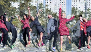 KOCHÉ, DAWEI и VANESSA SEWARD: Три новые коллаборации с La Redoute