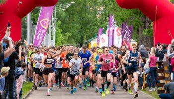 Всероссийский благотворительный забег «СПОРТ ВО БЛАГО» собрал более 6 миллионов рублей для поддержки людей с синдромом Дауна