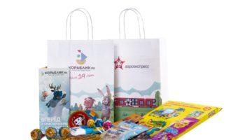 «Кораблик» и «Аэроэкспресс» поздравят детей с праздником и проведут совместную акцию