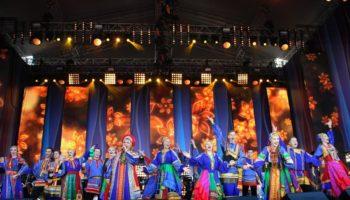 На фестивале «Русское поле» установят рекорд по самому большому этнограффити