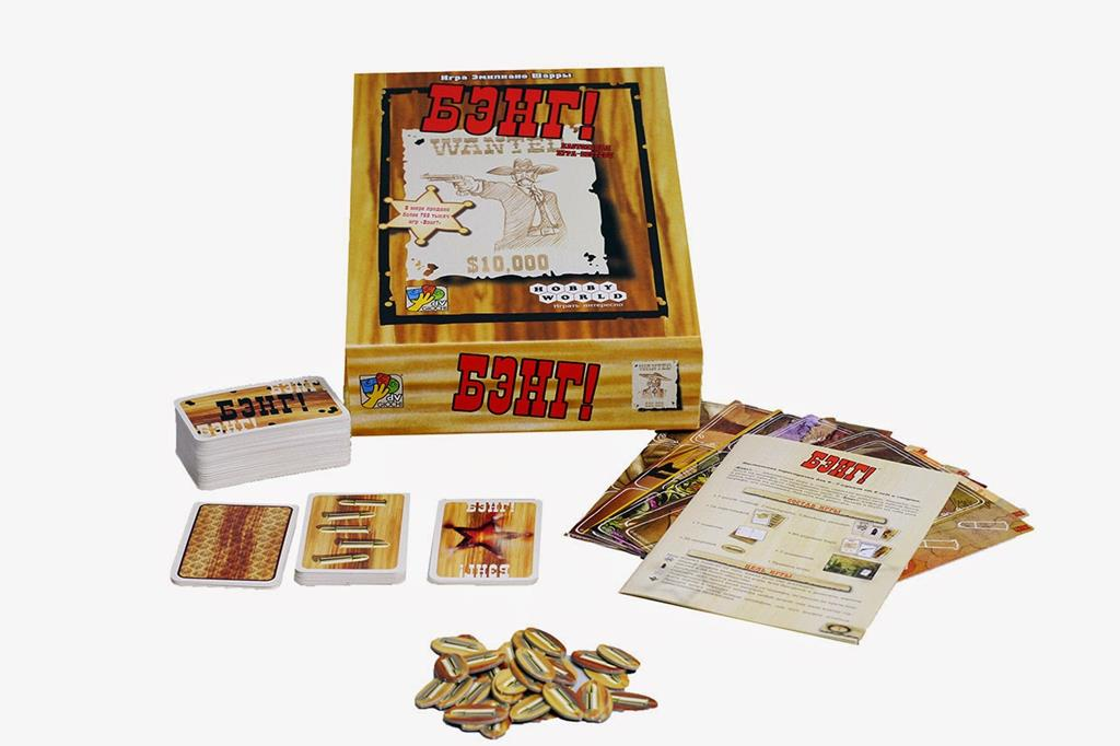ТОП-10 настольных игр к шашлыкам