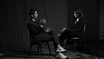 Премьера интервью нового формата «LOV show» — Любовь без эго