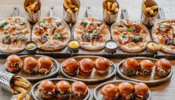 Burger&Pizzetta: Закажи сеты на компанию в один клик