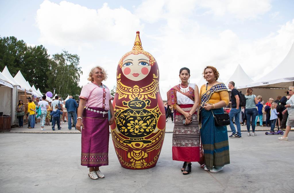 В Москве состоялся шестой Тайский фестиваль