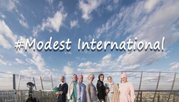 «Russia. Modest Fashion Week» выходит на международный уровень!