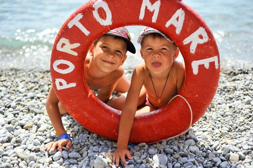 Porto Mare – идеальный баланс семейного отдыха!