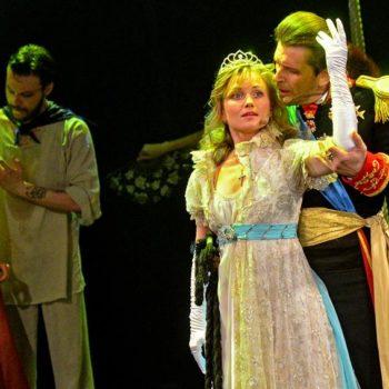 «Юнону и Авось» сыграют в Зеленом театре ВДНХ