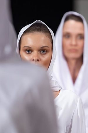 Russia. Modest FashionWeek