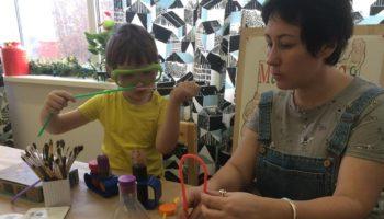 Творческая студия «Мастерская»: полет фантазии и креатив для детей и взрослых