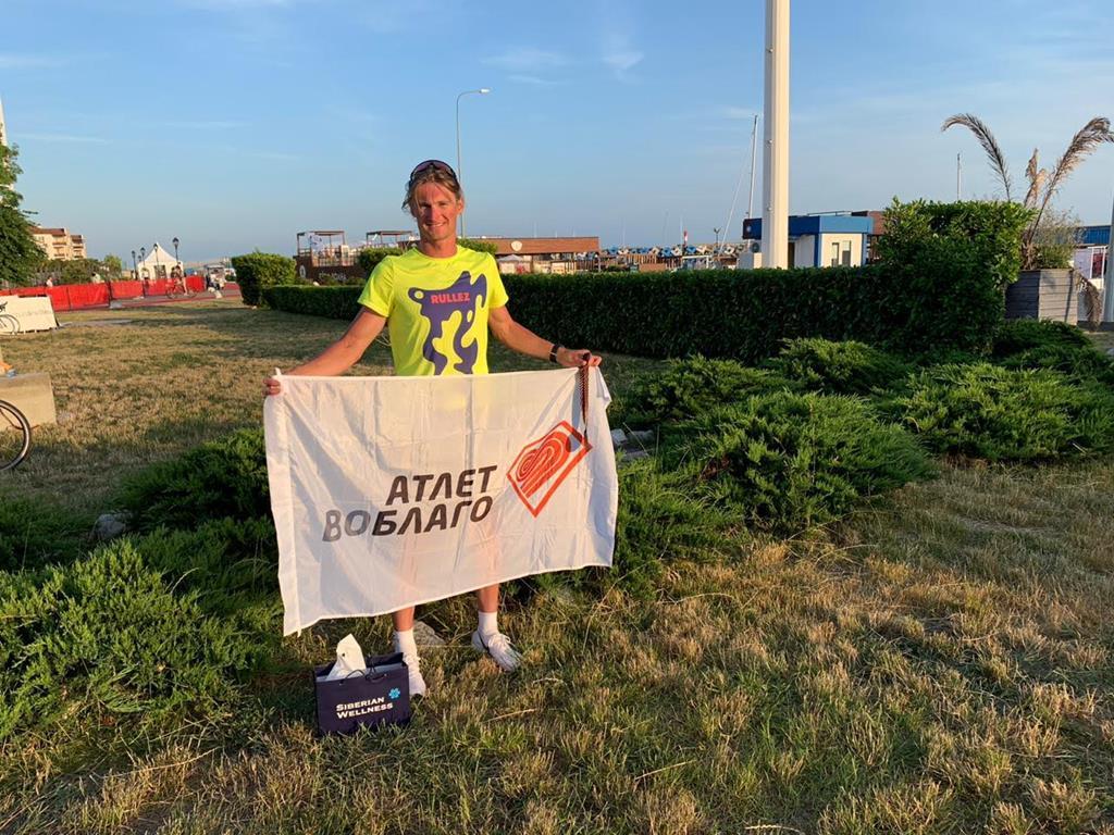 «Атлеты во благо» на триатлоне IRONSTAR в Казани 26-28 июля: спортсмены помогают детям с синдромом Дауна
