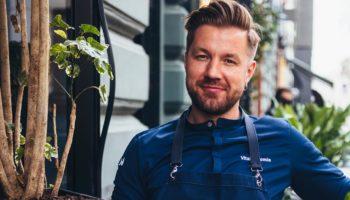 Идеальный ланч от Виталия Истомина: один из самых востребованных шефов Москвы представляет меню летних рецептов
