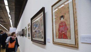 Фестиваль китайской живописи Гунби