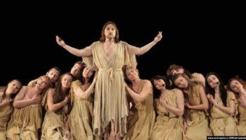 Премьера мюзикла «Иисус Христос — суперзвезда»