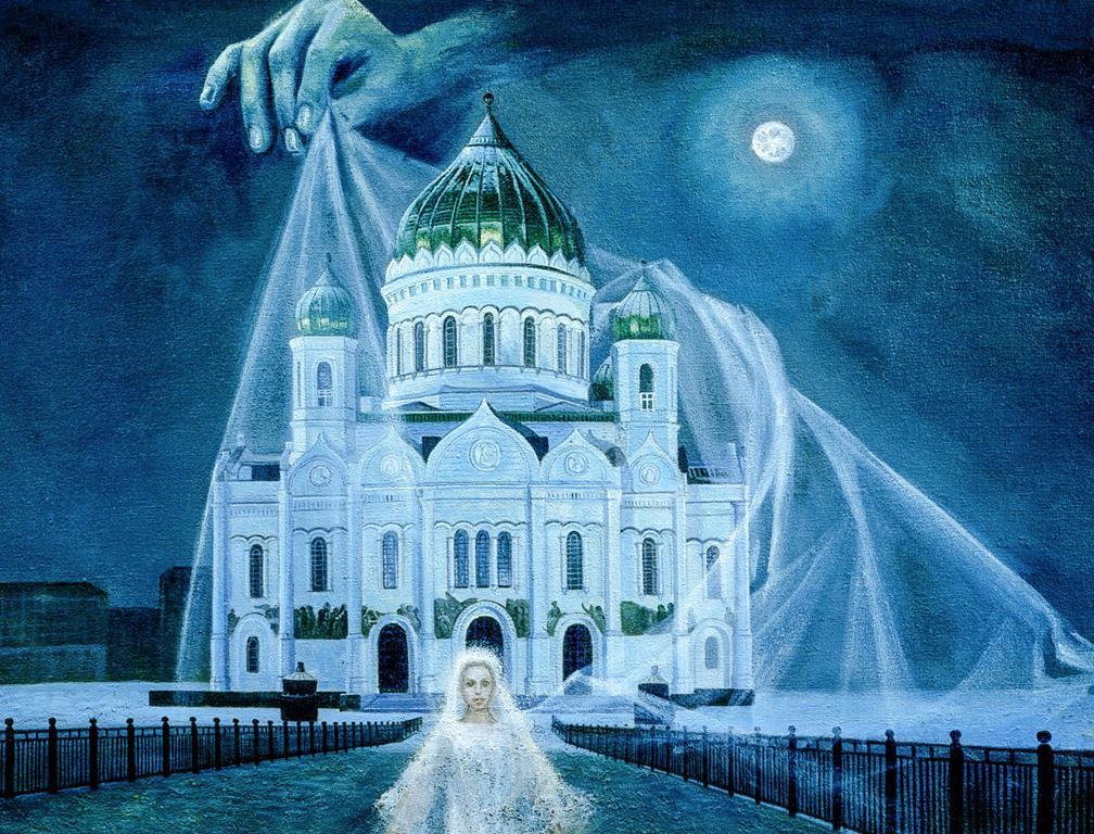 Обвенчанная с Богом или Чистота лунной ночи