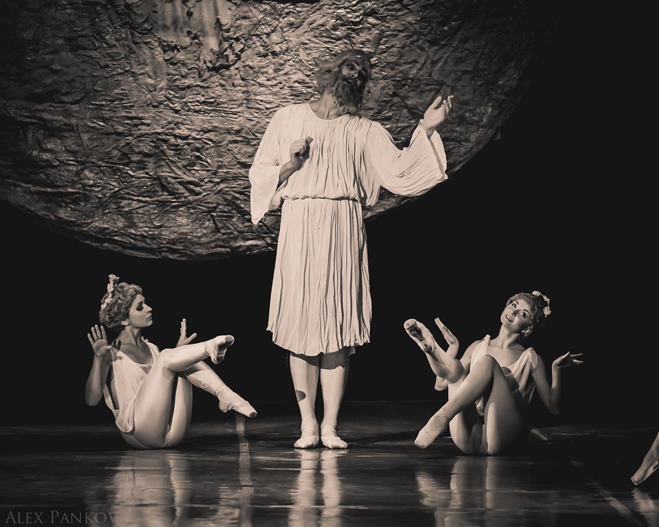 Театр классического балета покажет «Сотворение мира» и «Лисистрату» в честь юбилея Наталии Касаткиной