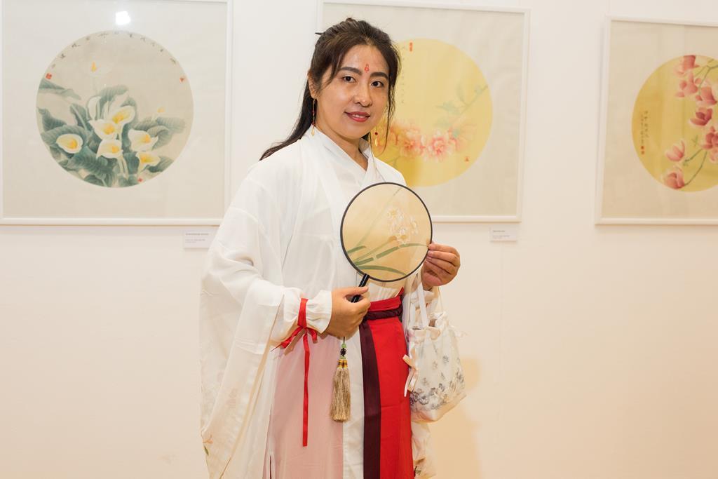 Китайский художник Ли Сяомин посетит фестиваль в Москве