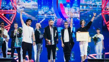 Московская группа «Давинчи» — триумфаторы международного конкурса «Новая волна 2019»