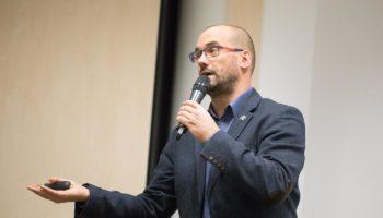 Лекция Константина Гаранина «Маркетинг мест: как сделать событие полезное городу и получить поддержку»