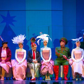 В Воронеже пройдет V Международный детский театральный фестиваль МАРШАК