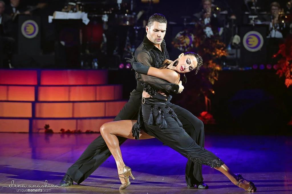 VI международный турнир по бальным танцам «Осенняя Москва»