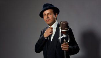 "Дмитрий Носков презентует новую программу «Sinatra&Strings"""