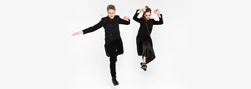 Ольга Синяева и Антон Чекуров