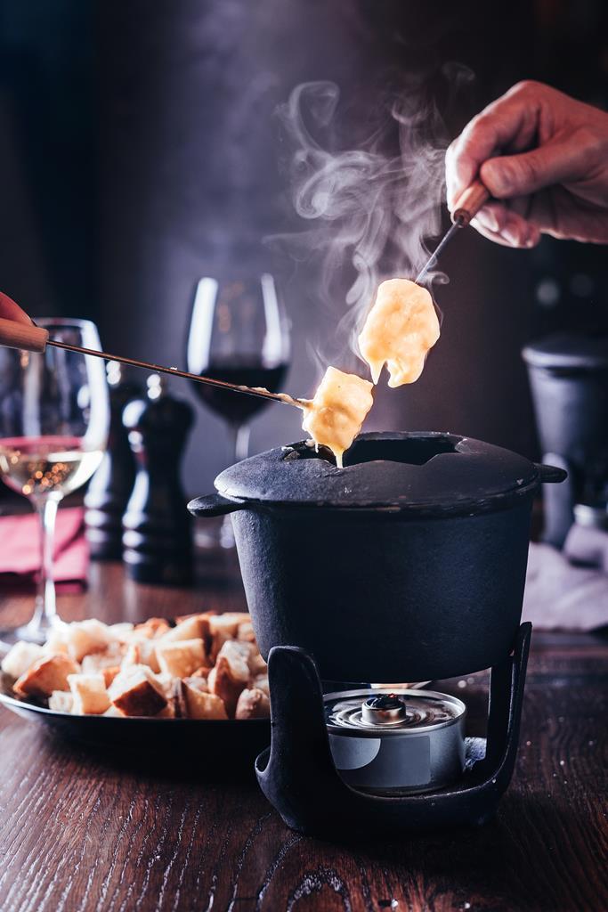 Сырный фестиваль в ресторане «Простые вещи New Vintage»
