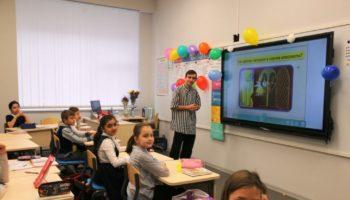 Необычные сюрпризы для педагогов Новой Москвы подготовили дети ко Дню учителя